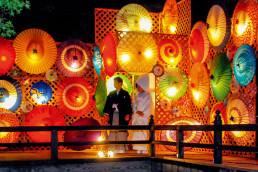 AKARIBA: Kamo Lantern festival
