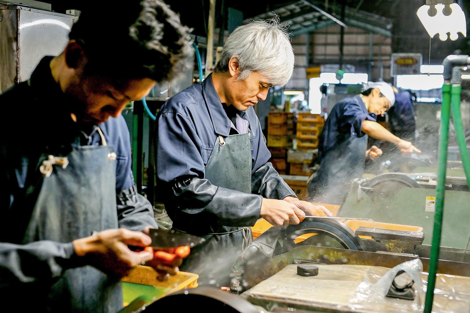 Tojiro Open Factory