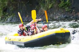 IRC Ikarashi River Rafting